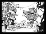 The Teahouse - Inks