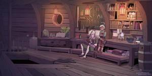 DnD Illustration