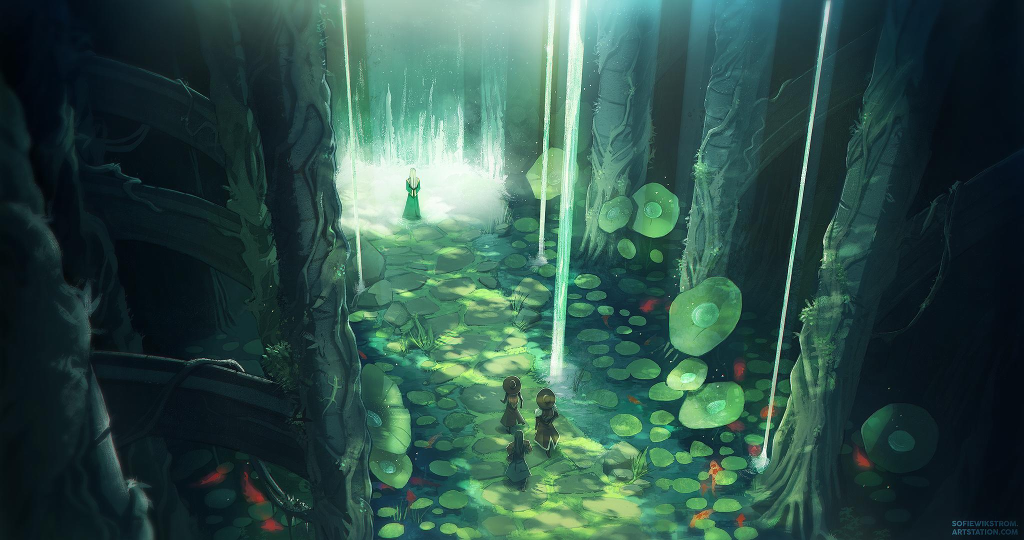 Druid Temple