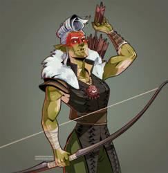 Zhul'ah the Ranger