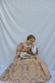 Amalia 16 by RachgracehStock