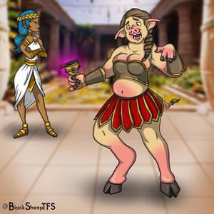 Kassandra Pig TF