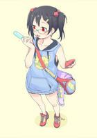 Yazawa Nico by 32channel