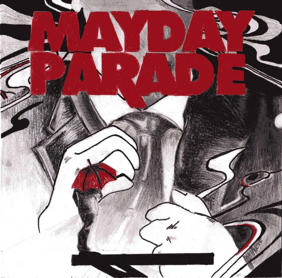 mayday parade album cover by klainebowklisses on deviantart. Black Bedroom Furniture Sets. Home Design Ideas