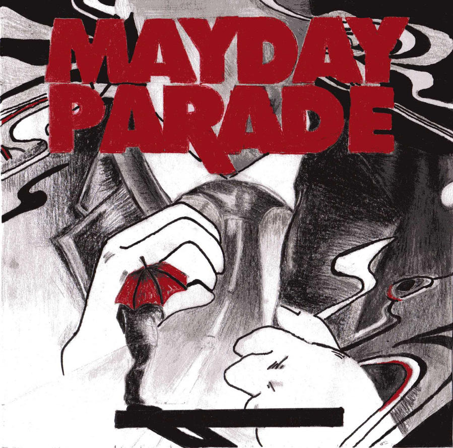 Mayday Parade Album Cover by KlainebowKlisses on DeviantArt
