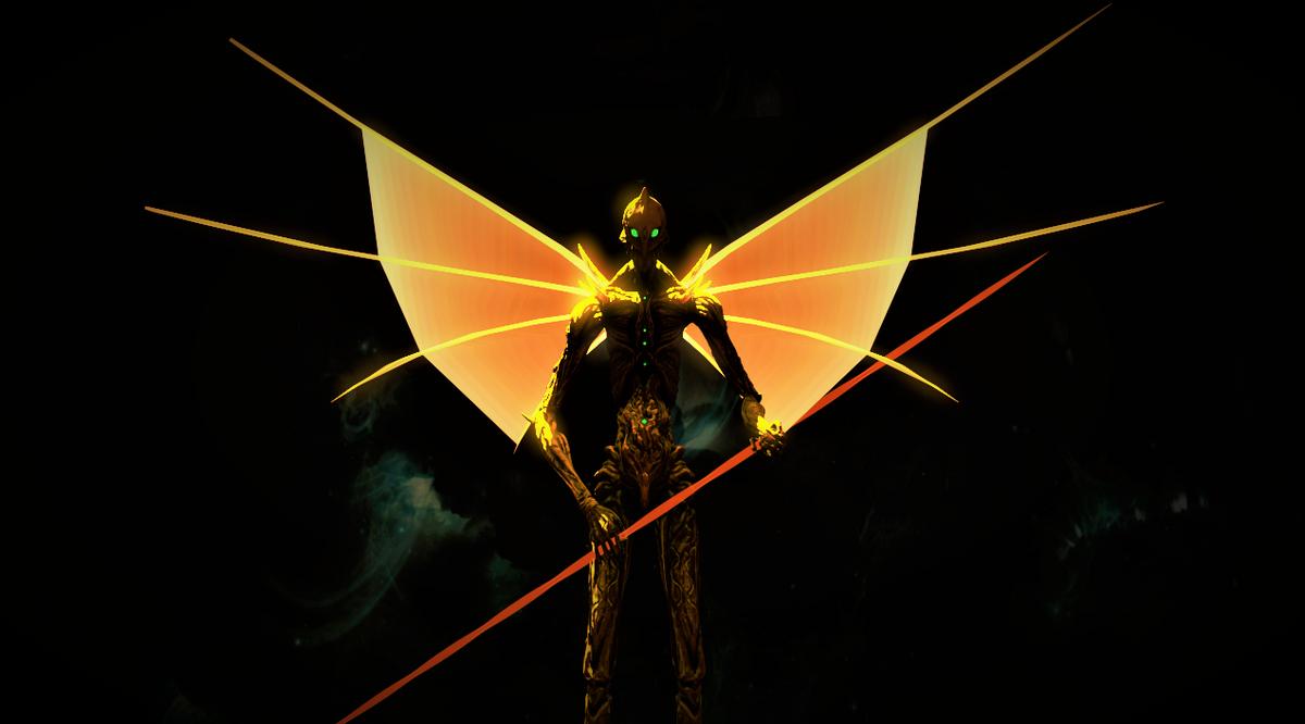 GOD WARRIOR by sardonyxite
