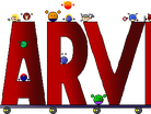 Marvel cart-Emote train by draak-shadow