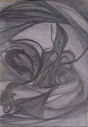 Spiritual drawing-Wortex