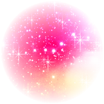 Glitter Pink Shadow PNG