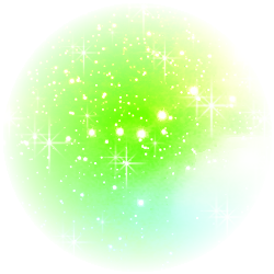 Glitter Green Shadow PNG by SugarPaula