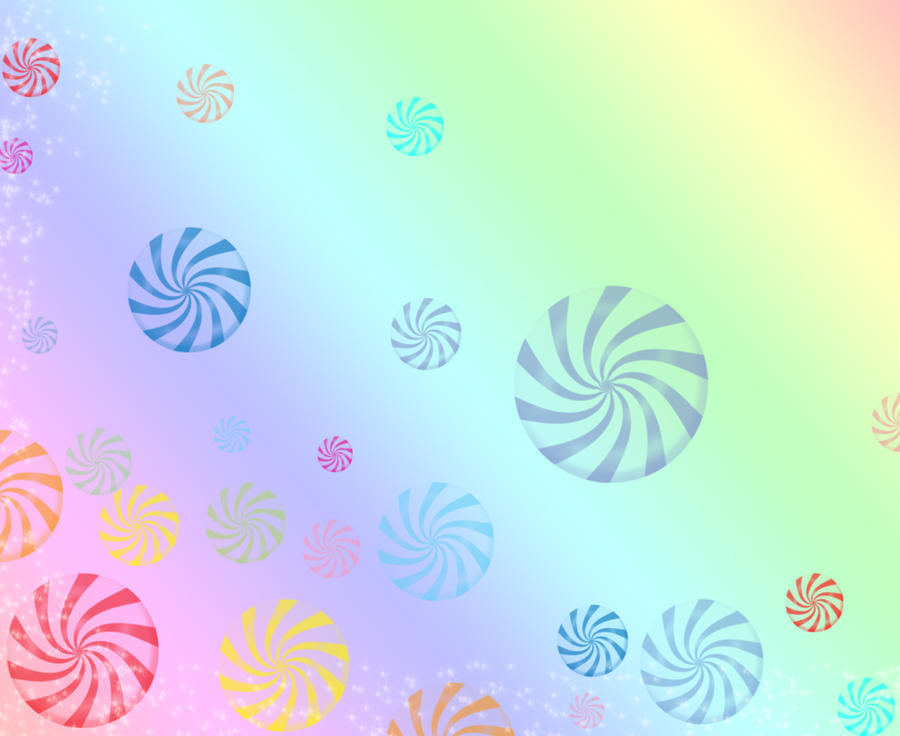 Rainbow Candy Background by diamondstarz12 on DeviantArt
