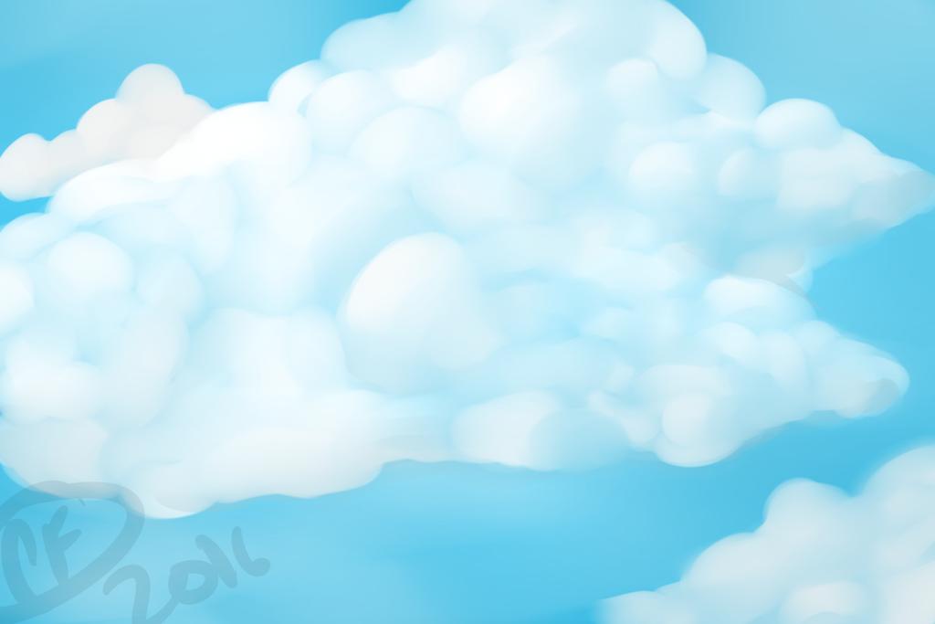 Clouds by midnightstarchris