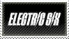 Electric six stamp by FrayedEntity