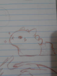 Pyukumuku Doodle by Guiding-Heart
