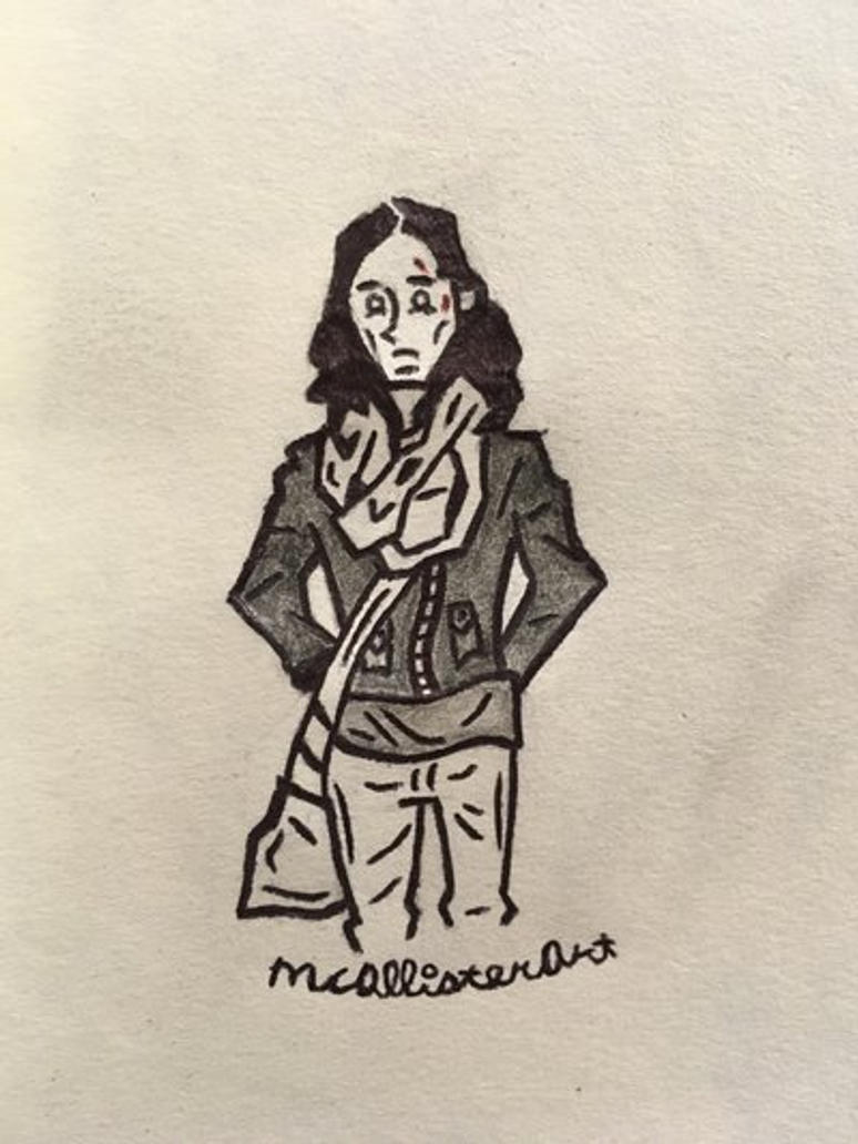 Jessica Jones by Mcallisterart