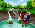 Our wonderful World by Khayura