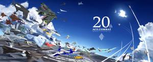 Acecombat 20th anniversary