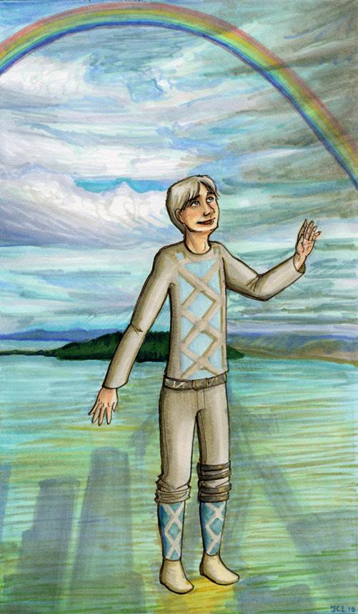 Under the Rainbow by mitya