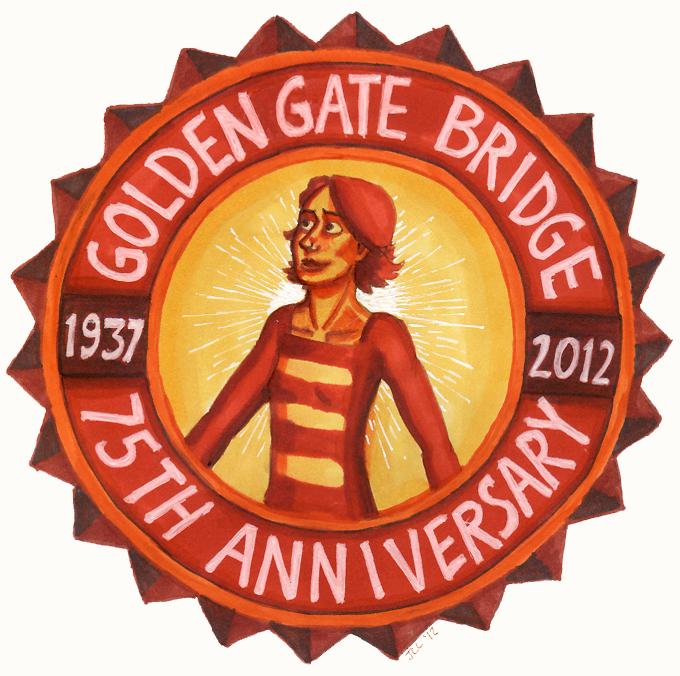Golden Gate Bridge 75th Anniversary by mitya