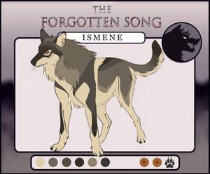 The Forgotten Song: Ismene