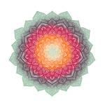 Gradient Mandala