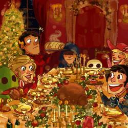 MERRY CHRISTMAS EVERYBODEEEEHHH!!