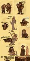 Hobbit Tumblr dump!