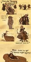 Hobbit/lotr tumblr dump 2!