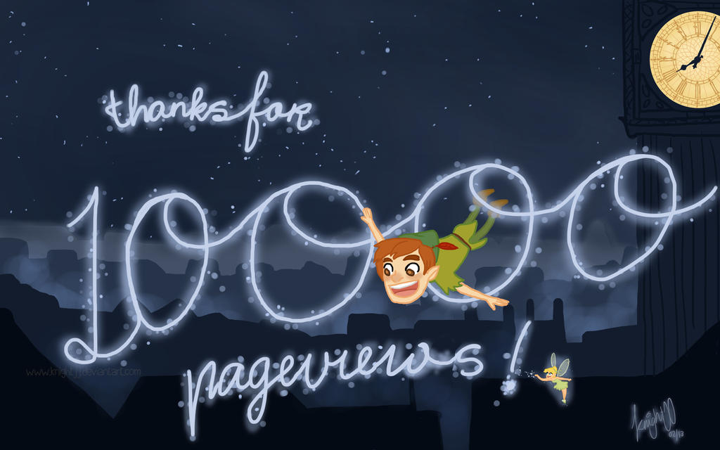 Thankyou!! by knightJJ