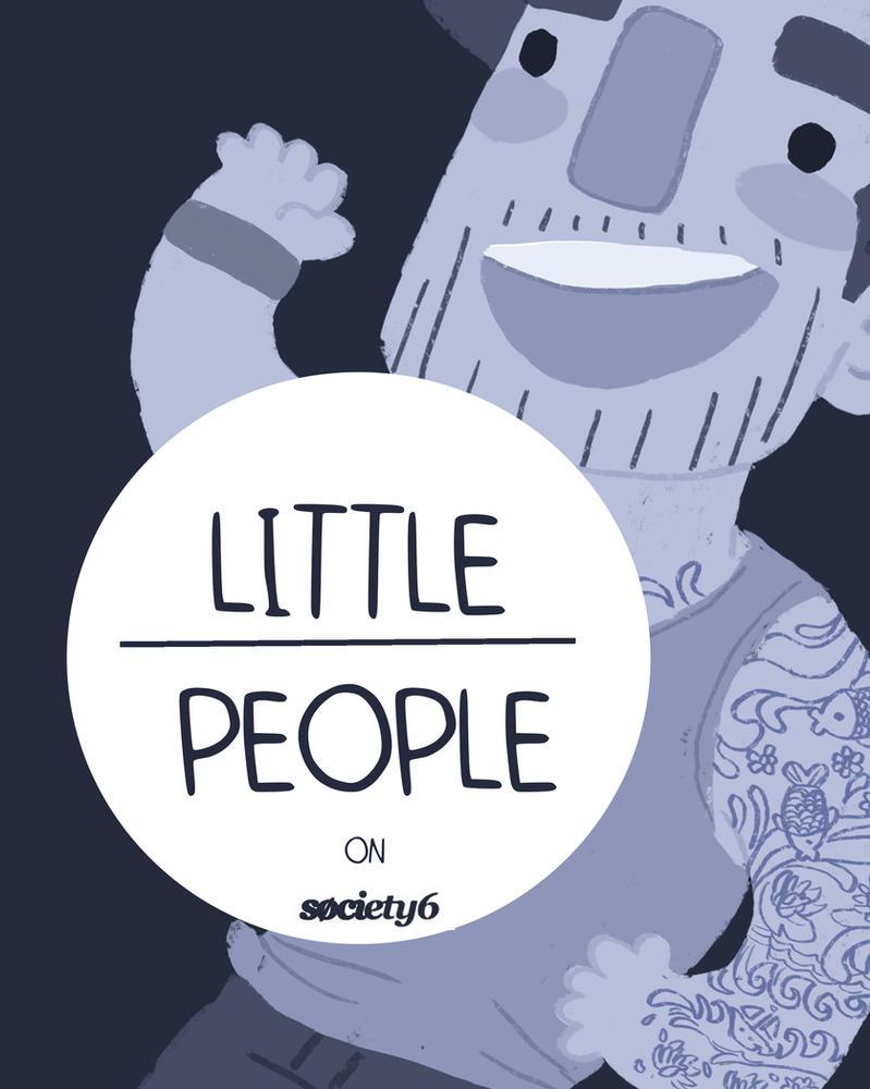 Little people shop! by knightJJ
