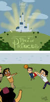 Place of Princes: 7- knock out