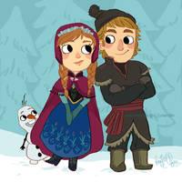Frozen by knightJJ