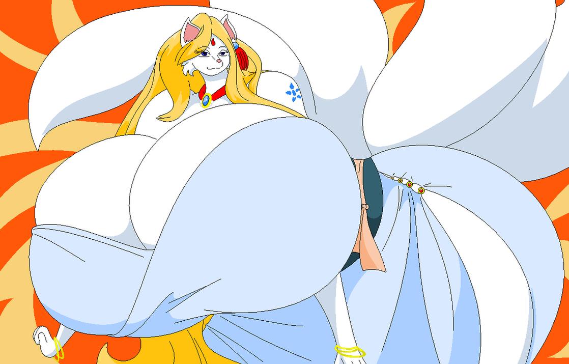 Goddess and Empress Krystal by Two-Ton-Neko