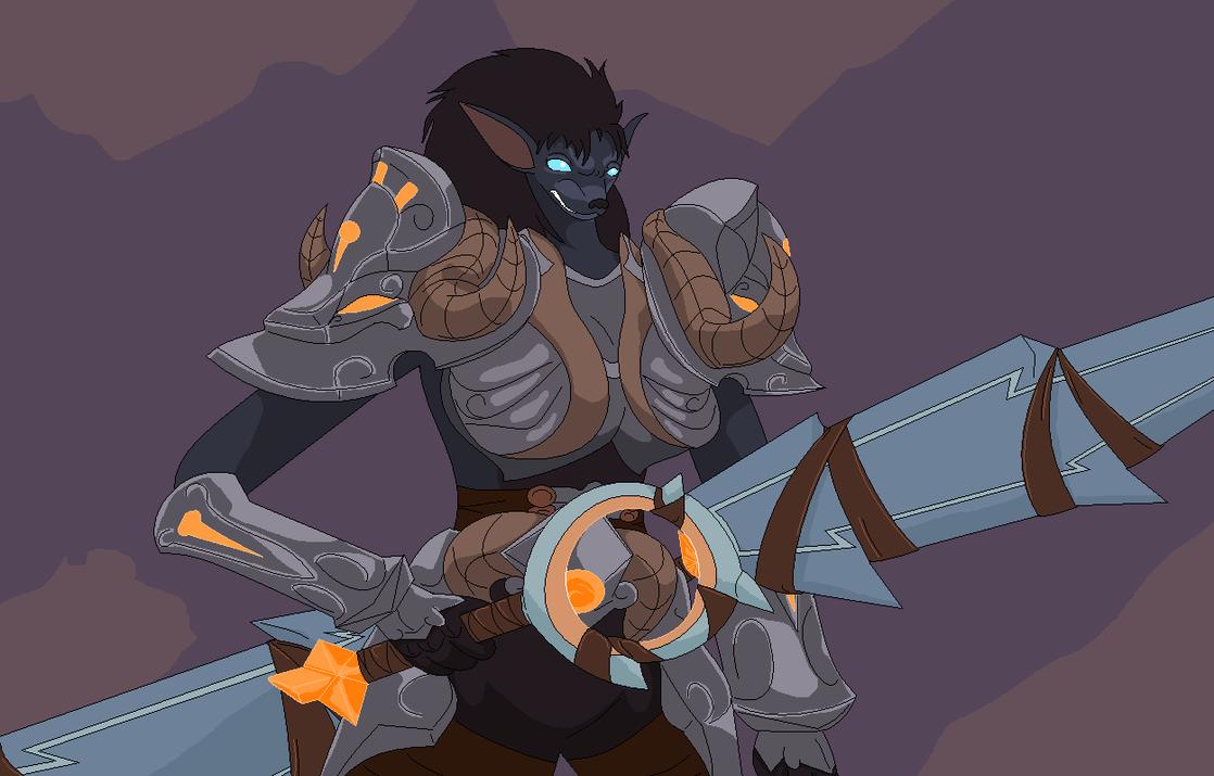 Redictor of Warcraft by Two-Ton-Neko