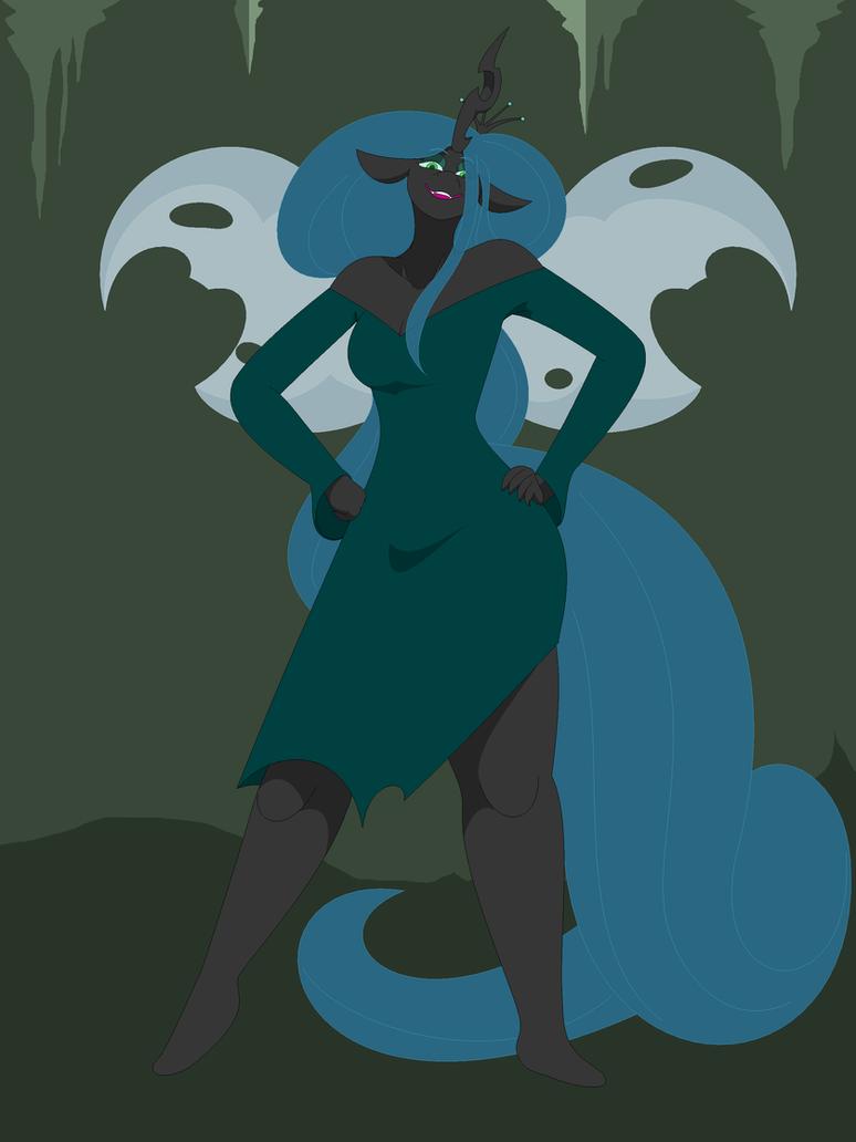 Bug Queen by Two-Ton-Neko