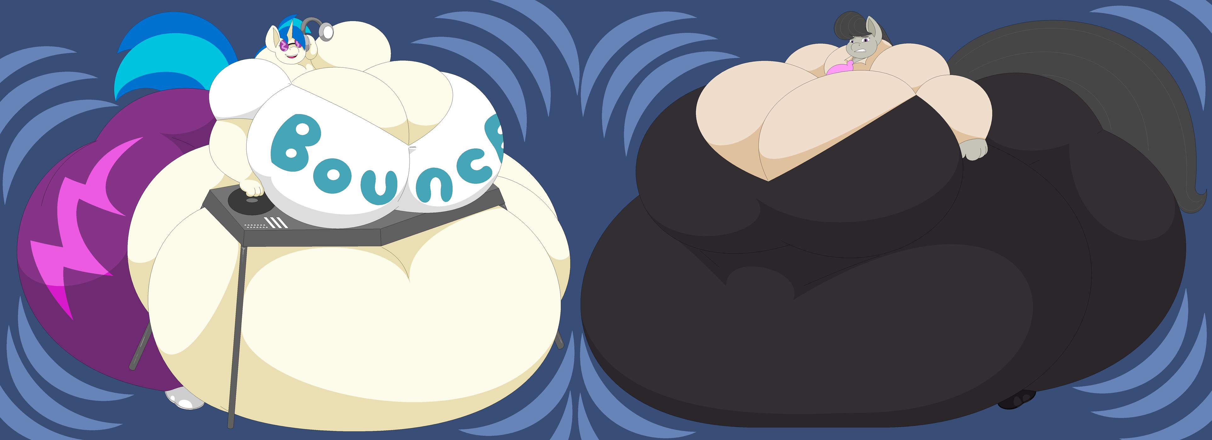 Dense Sound Waves by Two-Ton-Neko