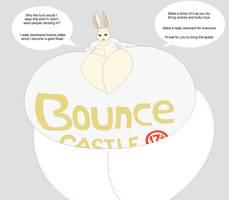 Haru's ''Bounce Castle''