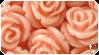 f2u : rosy peach by romanojpg