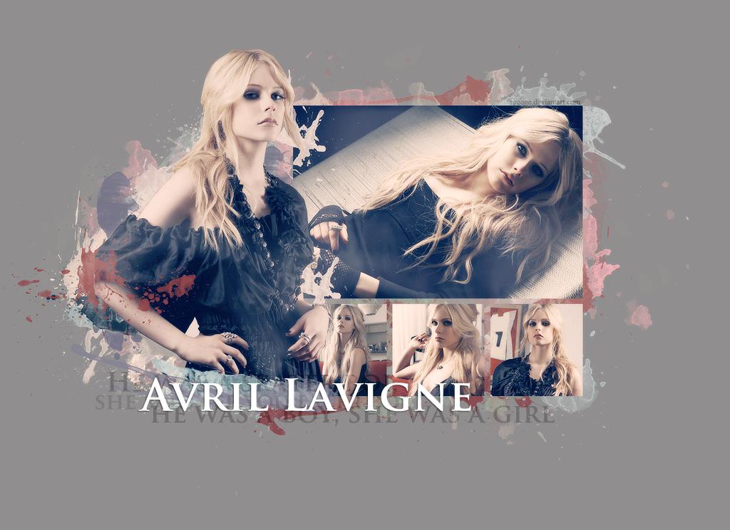 Avril Lavigne. by Spenne
