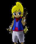 Fan-Art: Tetra Hyrule Warriors
