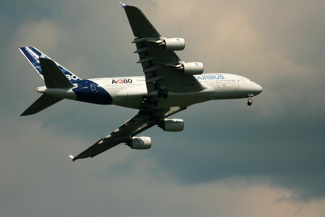 A 380 by ElGroom
