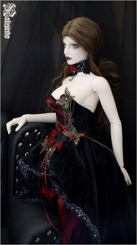 Vampire Countess by nalisinko on deviantART