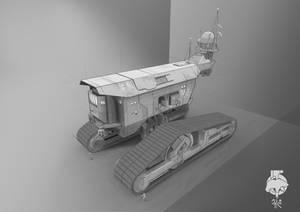 Landship Frigate