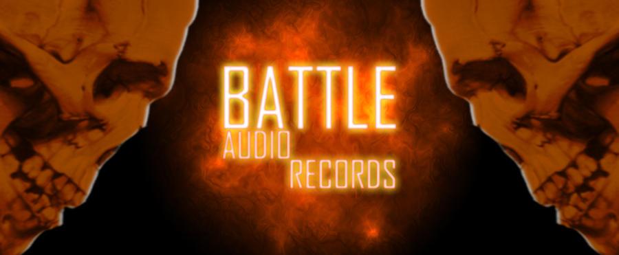 Battle Audio Records Facebook Cover by Kalmah88