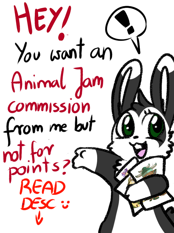 Animal jam item commissions on hold by bunniesonice on deviantart animal jam item commissions on hold by bunniesonice ccuart Choice Image