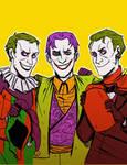 Earth-3 Jokers