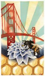 Sweet San Francisco by satiredun