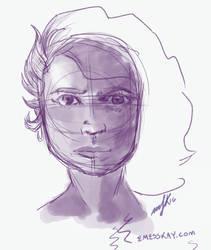 Self portrait 3/20