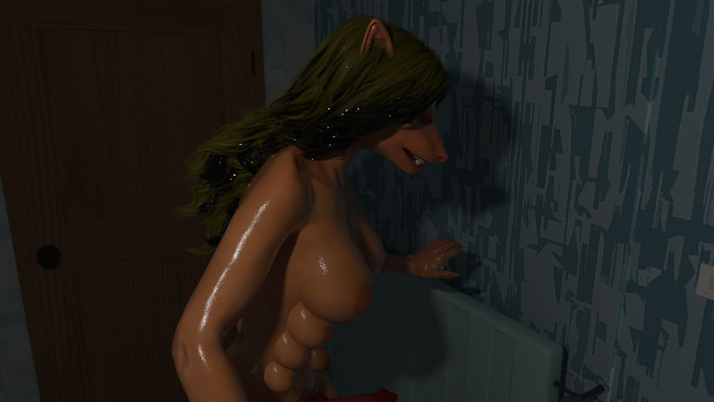 [COM] Sarah In Shower - Page 18/19
