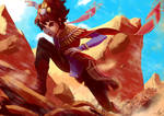 Taliyah by akramness